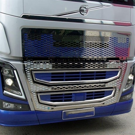 styling frontgrill passande volvo fh4 sc styling. Black Bedroom Furniture Sets. Home Design Ideas