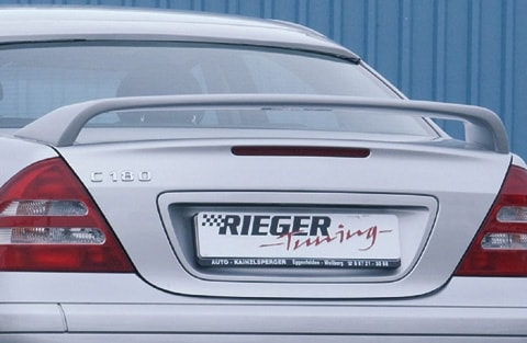 RIEGER REARSPOILER MERCEDES W203 (ST) -> WITH ABE