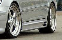 Sidokjolar Mercedes W203 C klass