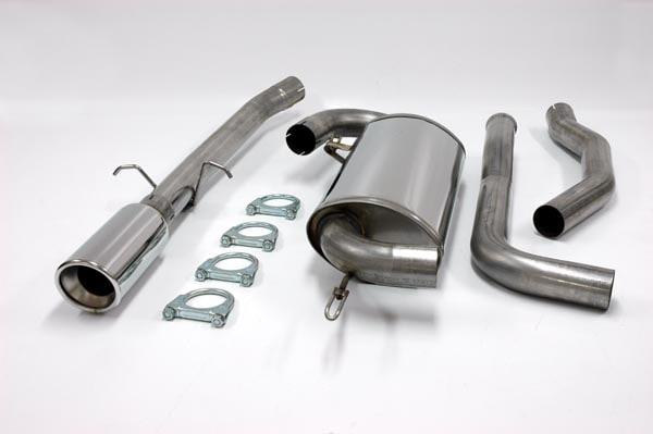 Avgassystem Volvo 850/S/V70