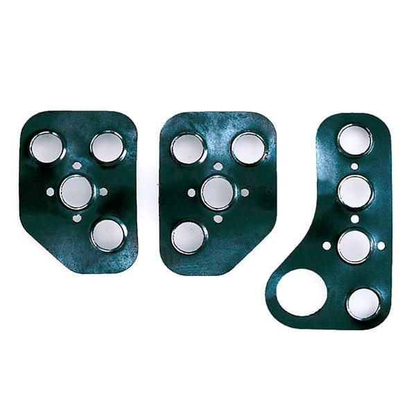 Sparco Racing pedalset rostfritt stål