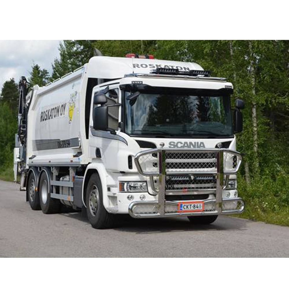Frontskydd passande Scania P