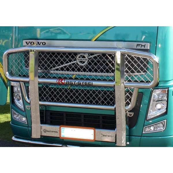 Frontskydd Dakar + V2.0 passande Volvo FH3