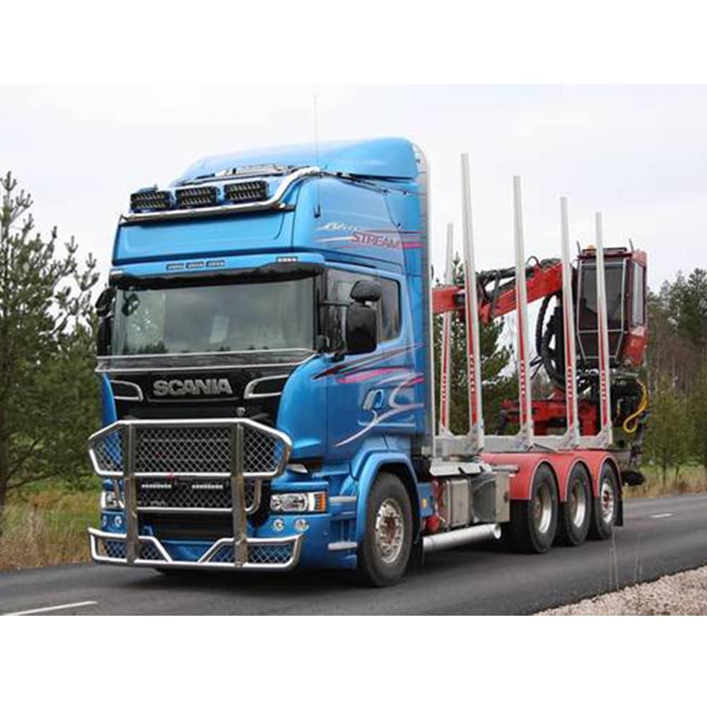 Frontskydd passande Scania R 2009->