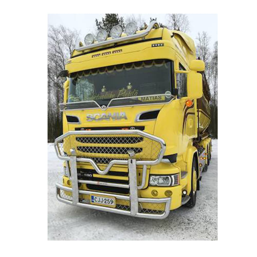 Frontskydd passande Scania R 2005->