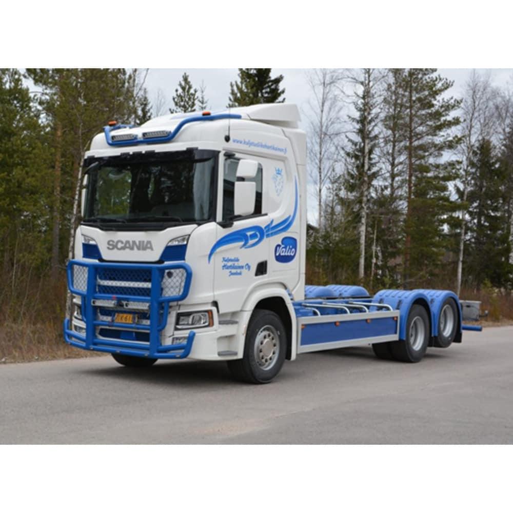 Frontskydd passande nya Scania 2017- V.4.1.