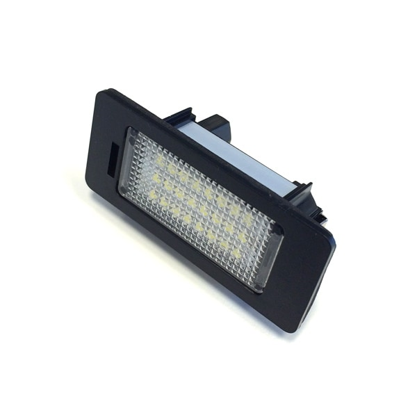 LED numerplate lights BMW