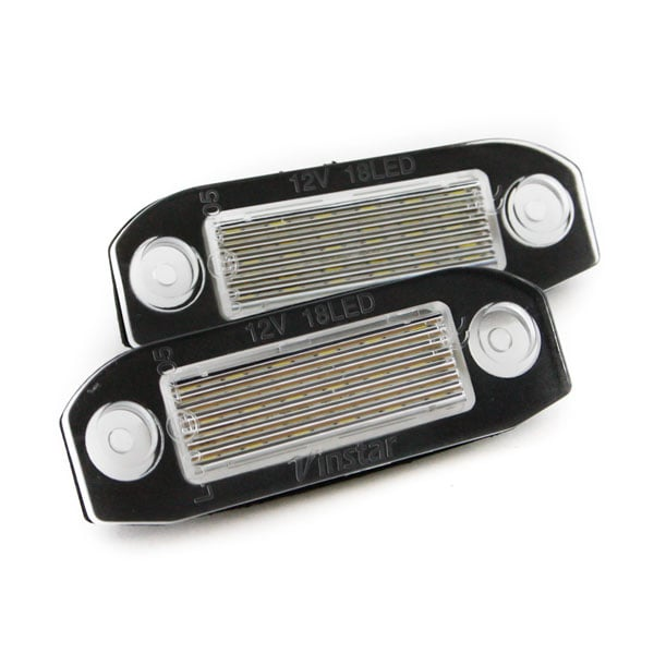 LED Regskyltsbelysning Volvo