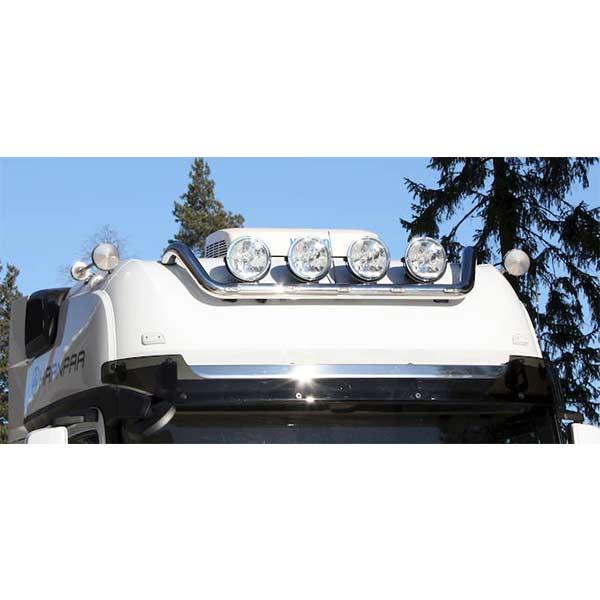 Extraljusbåge taket passande Mercedes Actros