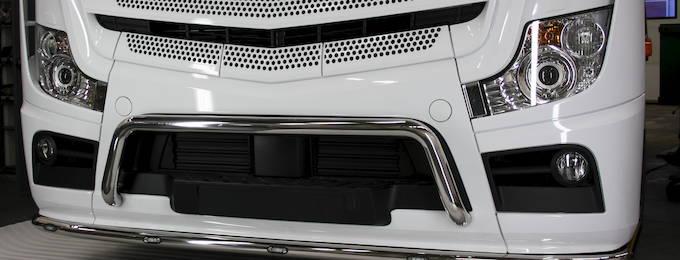 Extraljusbåge passande Mercedes Actros
