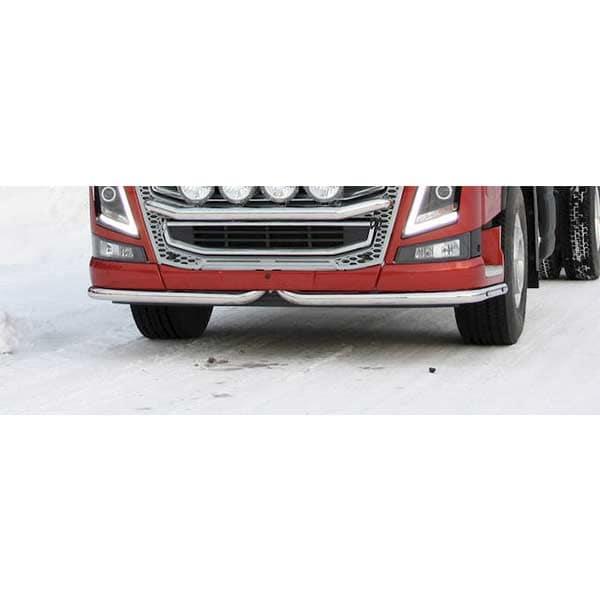 Frontrör 2-delat nedre Passande Volvo FH4