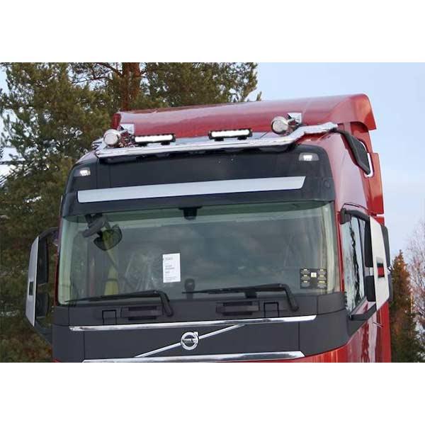 Topbar Passande Volvo FH4 Globetrotter