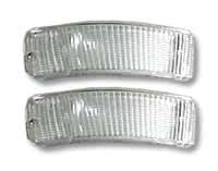 Vita blinkers till Audi 80 Cab & Coupe
