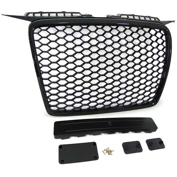 Audi A3 8P honeycomb grille