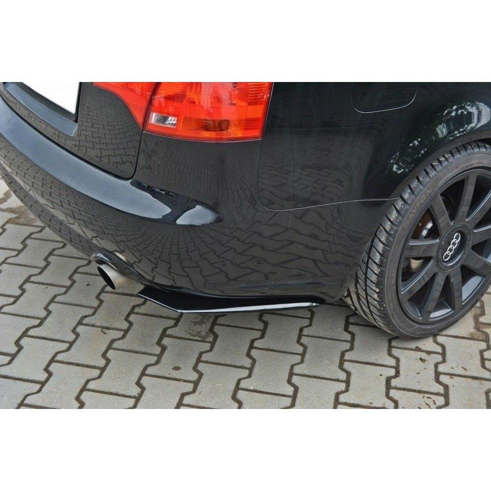 Bakre diffusorinsatser Audi A4 B7