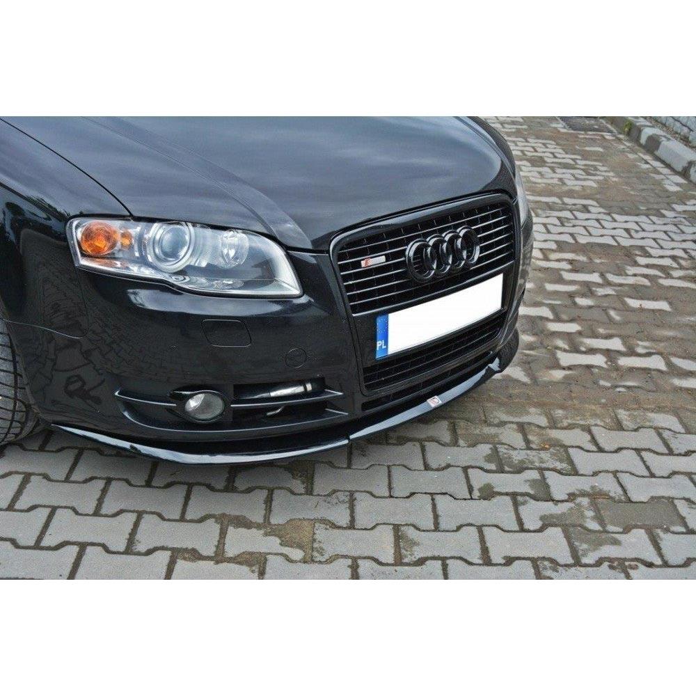 Frontsplitter till Audi A4 B7