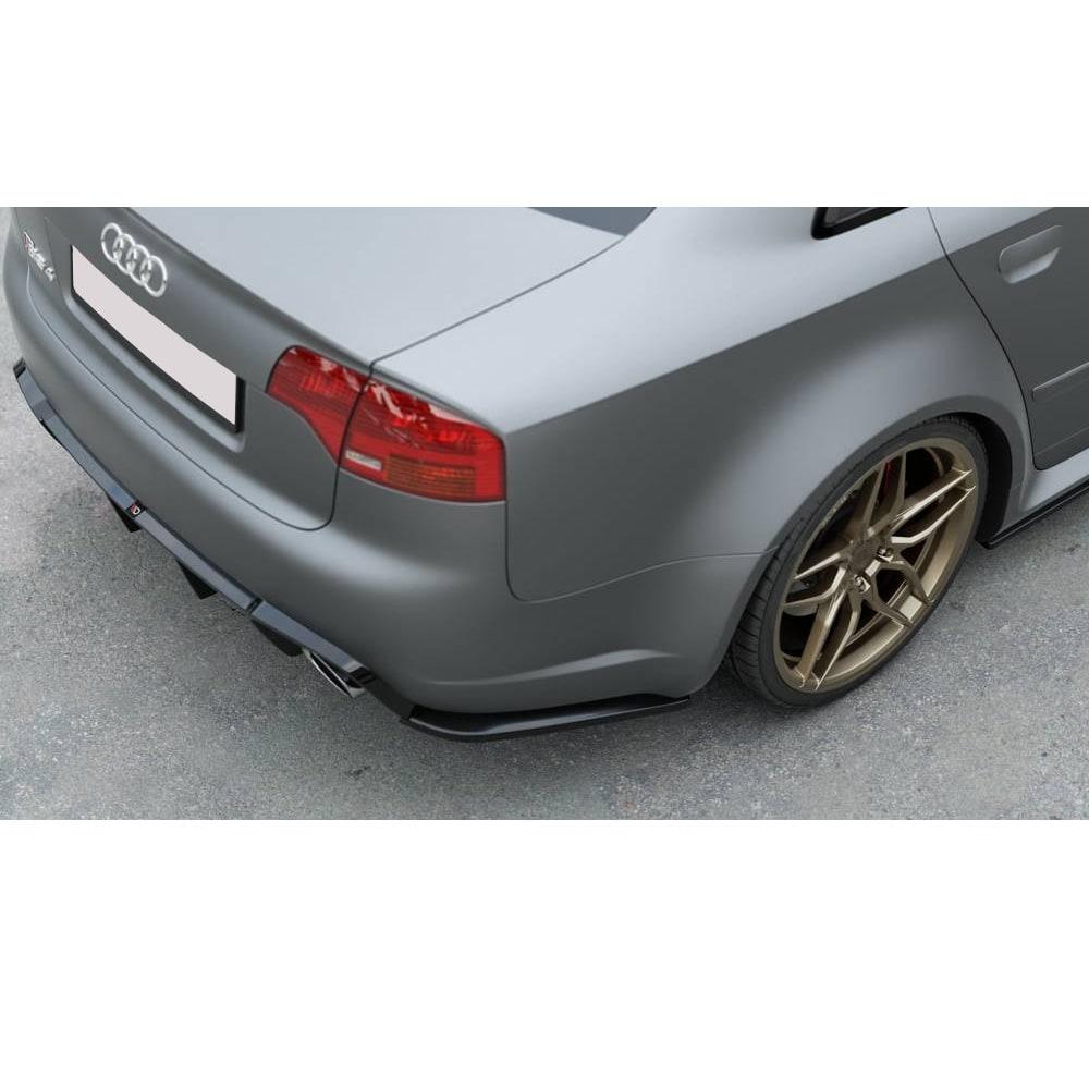 Bakre diffusorinsatser Audi RS4