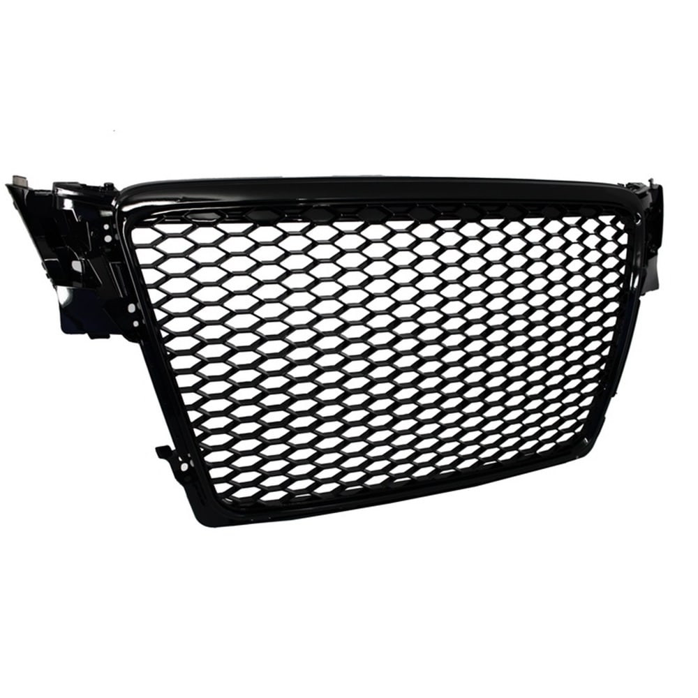 Audi A4 B8 Honeycomb look grille black