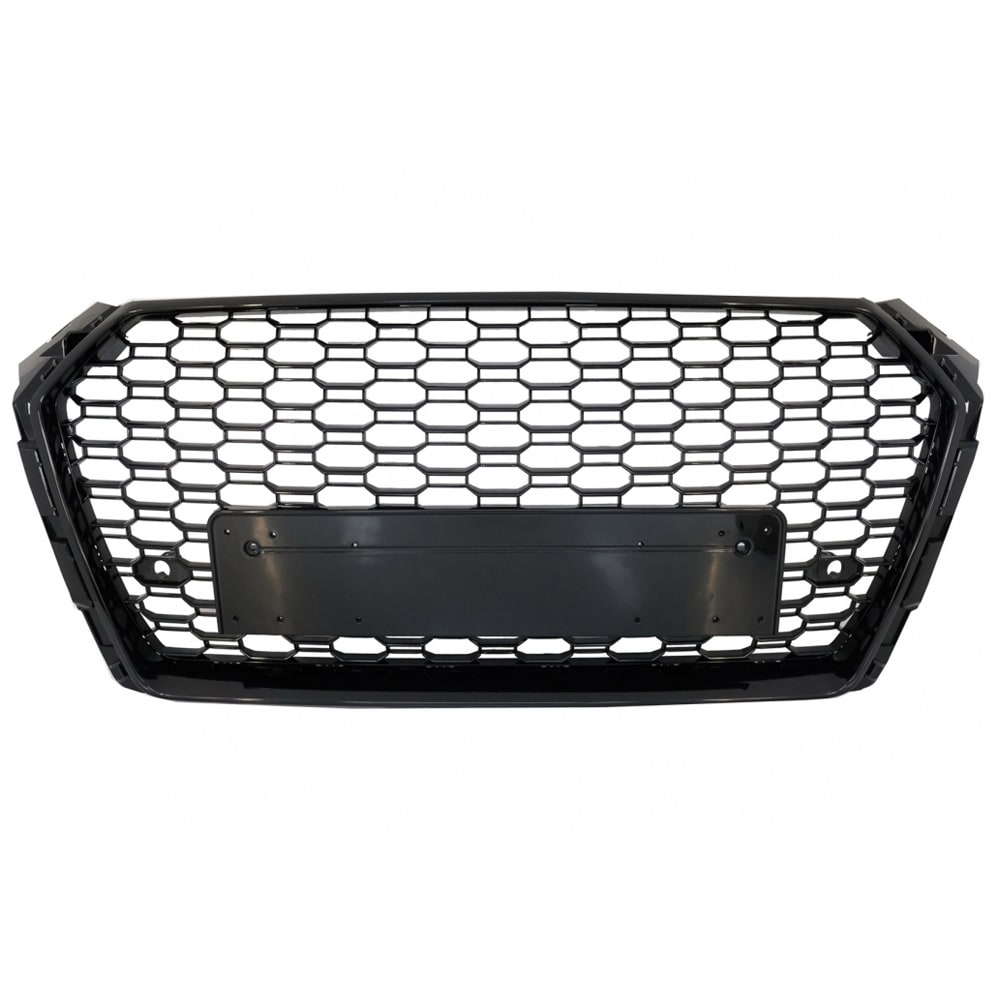 Honeycomb grille Audi A4