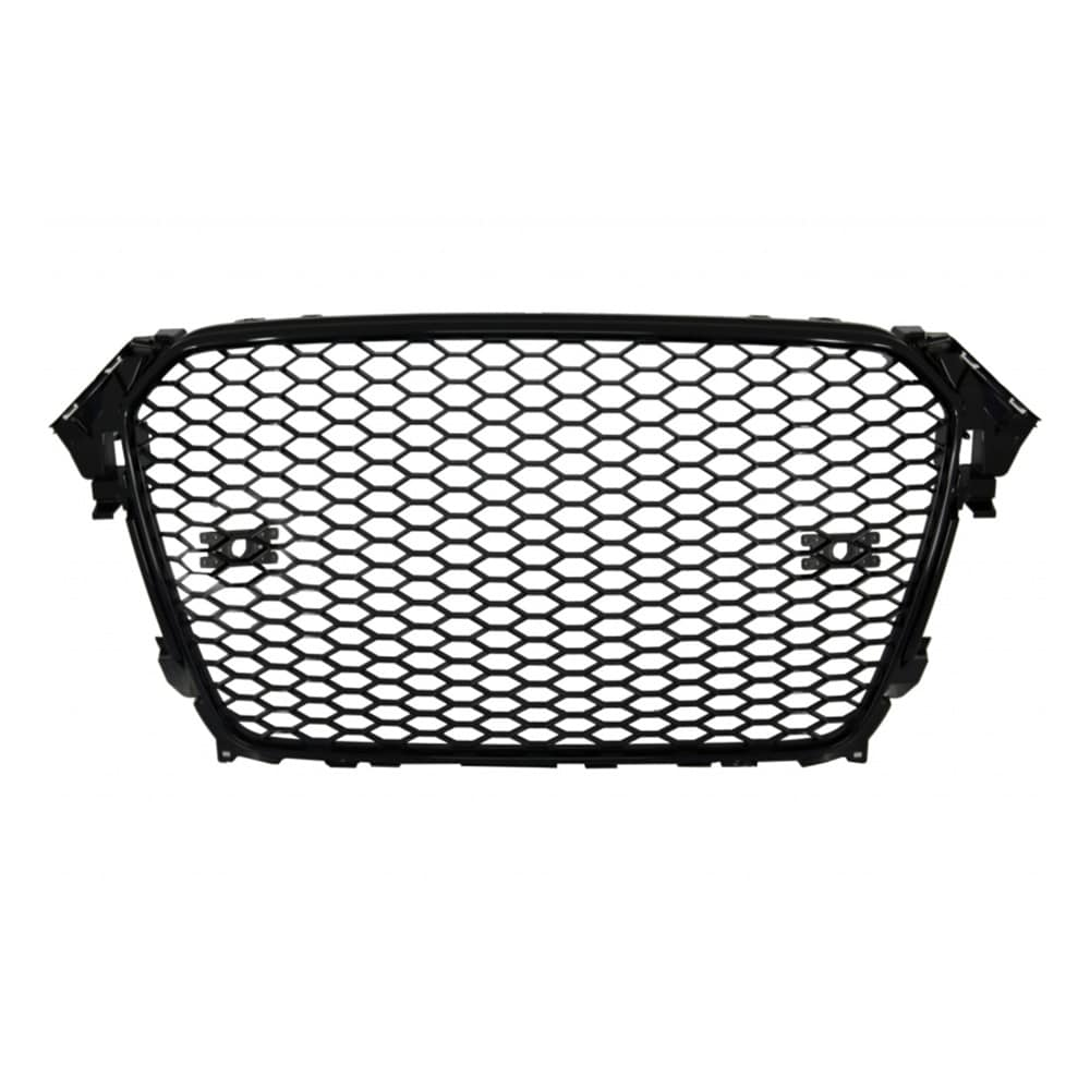 Honeycomb styling grill Audi A4 8K