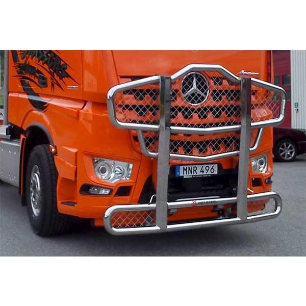 Frontskydd Freeway passande Mercedes Arocs