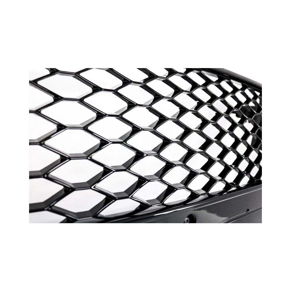 Honeycomb Grill Audi A5