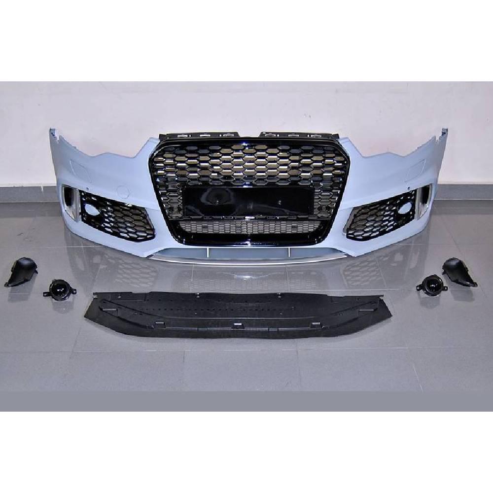 Stötfångare Fram Audi A6