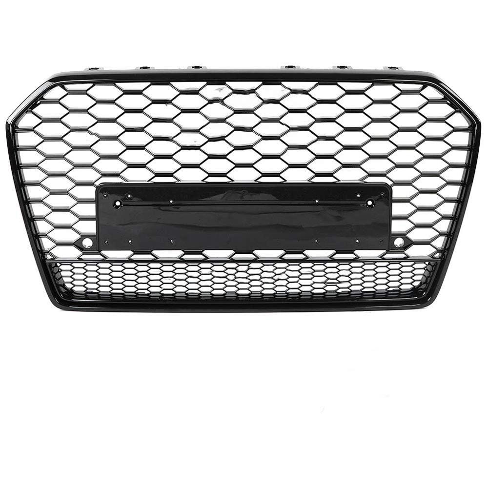 Honeycomb Grill Audi A6