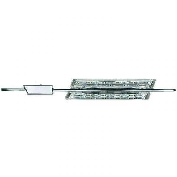 LED Skärmblinkers klarglas