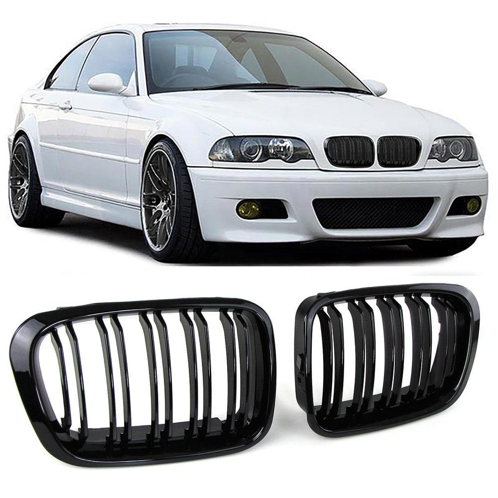 Blanksvarta njurar (grill) BMW E46