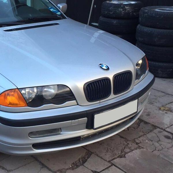 Svarta njurar (grill) BMW E46