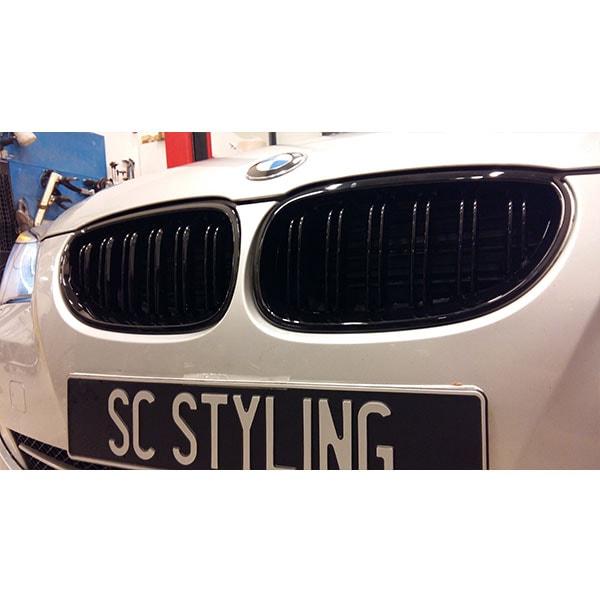 Blanksvarta Njurar BMW E60 & E61