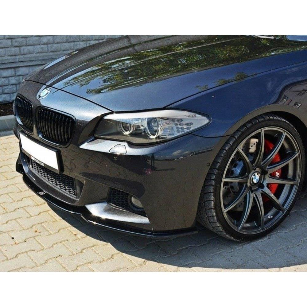 Blanksvart Cupspoiler Fram BMW F10/F11
