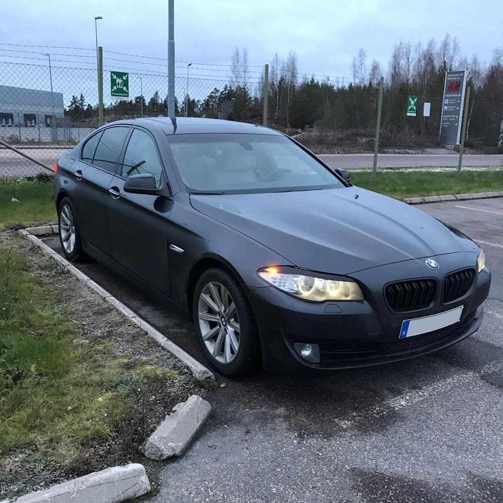 Blanksvarta Njurar BMW F10/F11