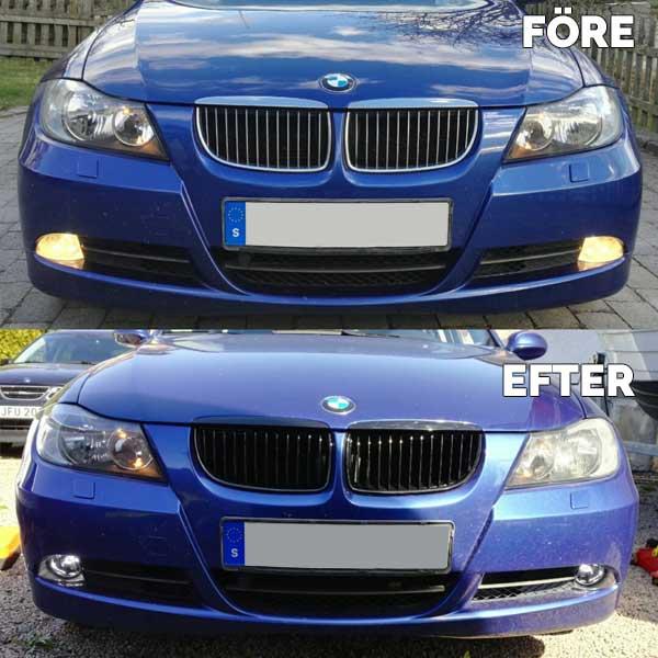 Blanksvara njurar BMW E90/E91