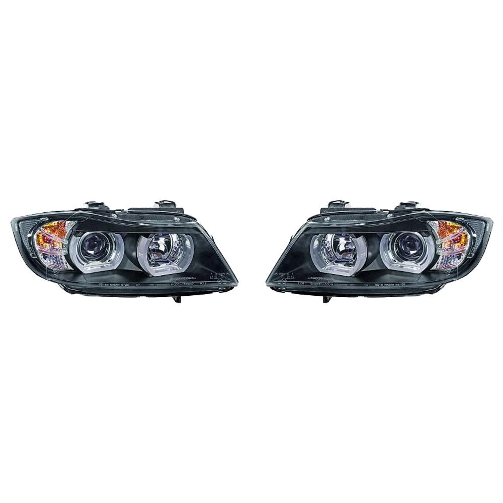 Angeleyes strålkastare BMW E90/E91
