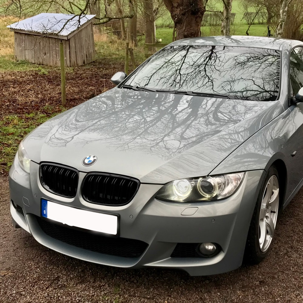Blanksvarta njurar BMW E92