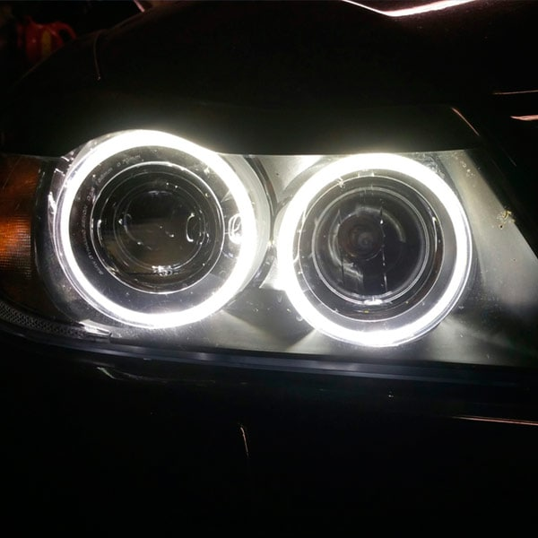 LED Angeleyes BMW 24W