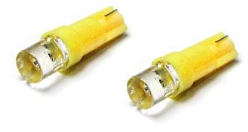 Lampa T5 LED Gul (W2x4,6D) - SC