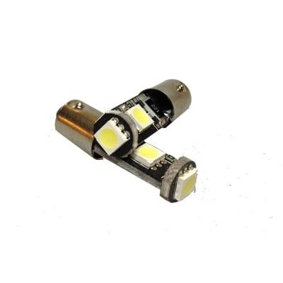 LED Diod Lampa BA9S