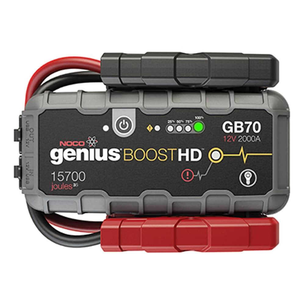 Noco Booster HD