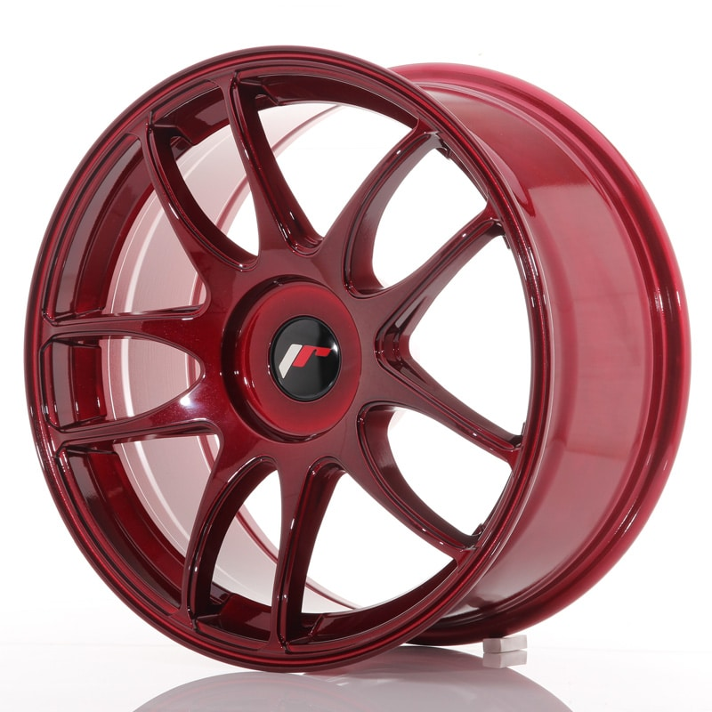 Japan Racing JR29 Platinum Red