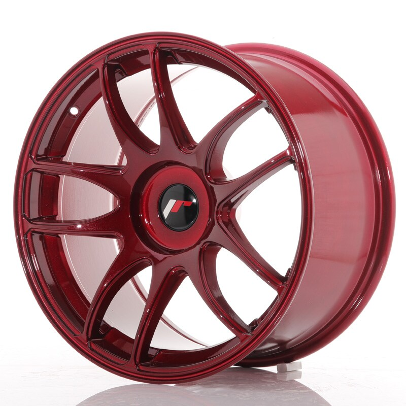 Japan Racing JR29 Platinum Red
