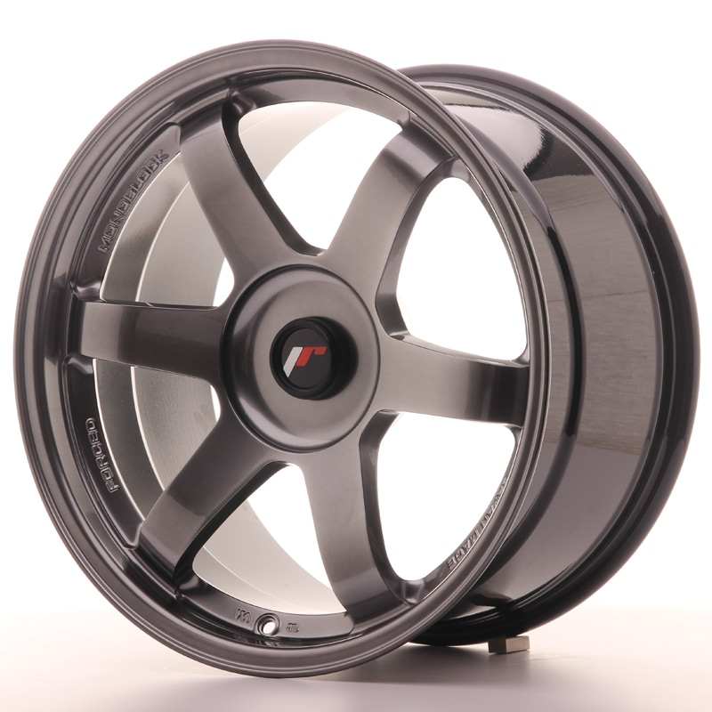 JR3 Hyper Black 9,5x18 5/112 ET25