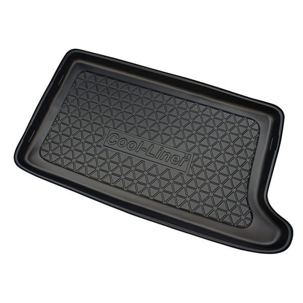 Rear cargo boot trunk mat  Audi A2 8Z Hatchback  (5-doors )