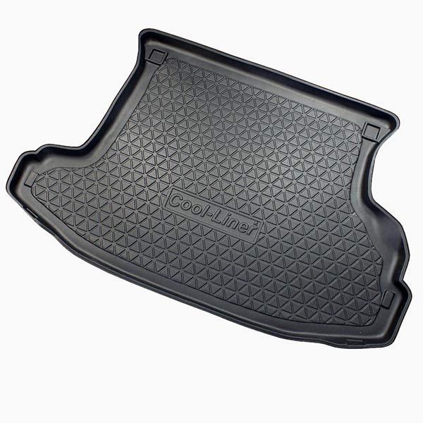 Rear cargo boot trunk mat  Nissan X-Trail I (T30)