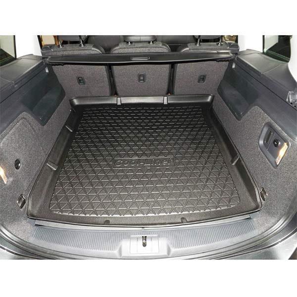 Bagagerumsmatta Seat Alhambra II & Volkswagen Sharan II
