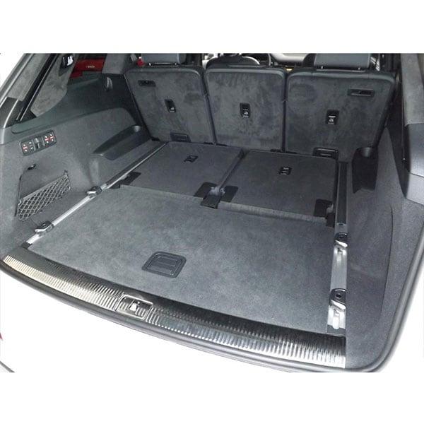 Bagagerumsmatta Audi Q7 (4M)