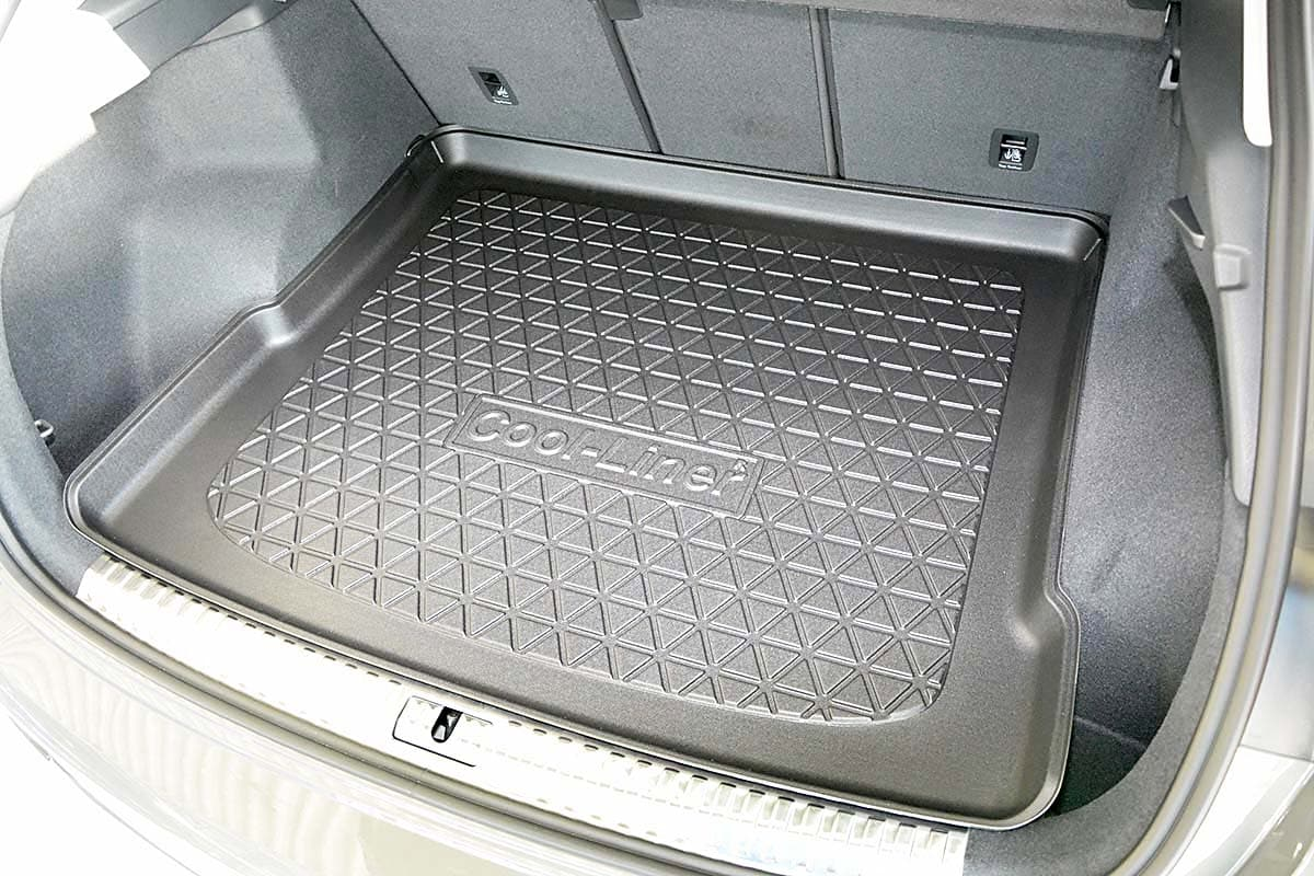 Bagagerumsmatta Audi Q3 (F3) / Quattro