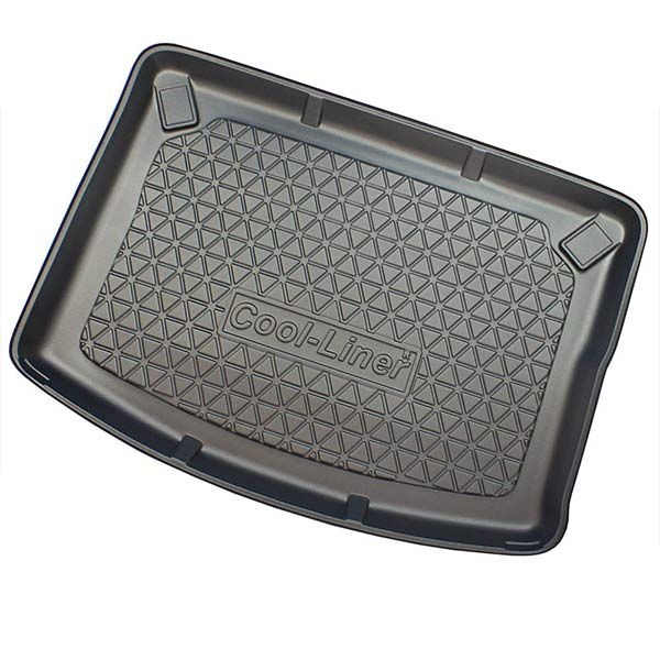 Rear cargo boot trunk mat  Lancia Delta III